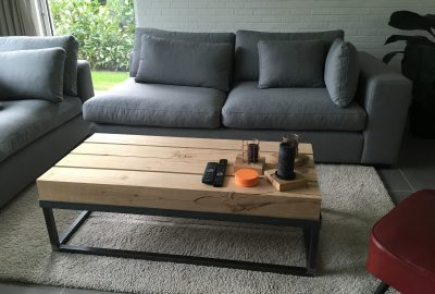 Salontafel in hout